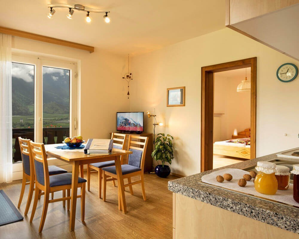 Gemütlich und komfortabel: Ihre Ferienwohnung in Goldrain