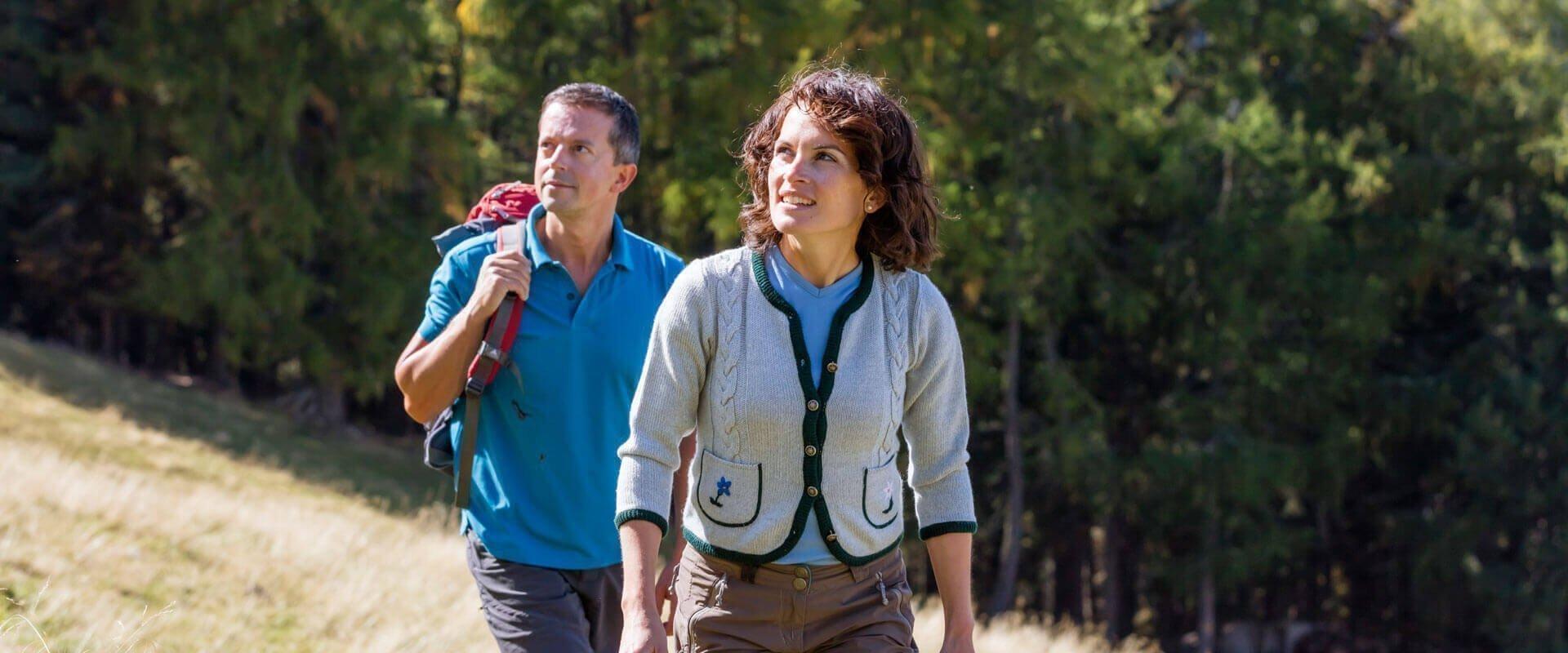 Vacanza escursionistica in agriturismo